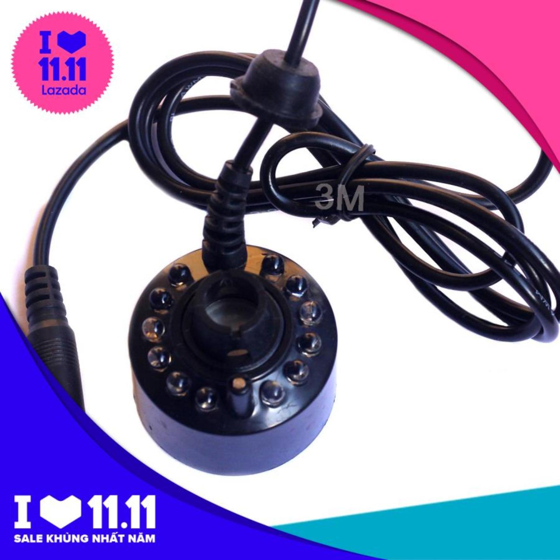 Bảng giá Động Cơ Phun Sương DJ20-12 500ml/h V3 ( SP chưa bao gồm adapter 24vV-2A )