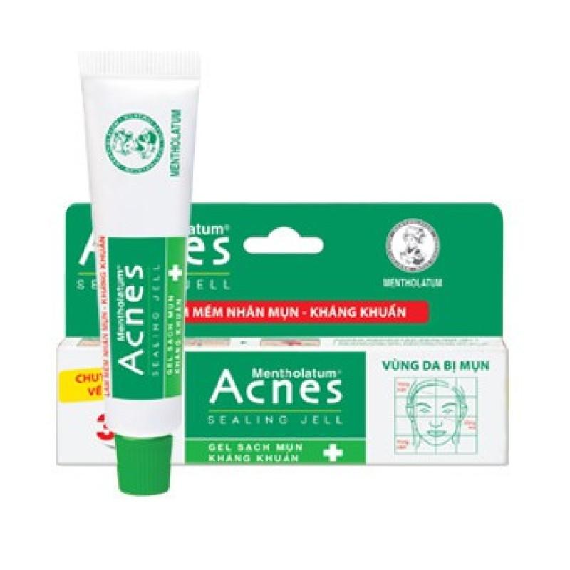 Gel sạch mụn và kháng khuẩn Acnes Sealing - 18g, cam kết sản phẩm đúng mô tả, chất lượng đảm bảo giá rẻ