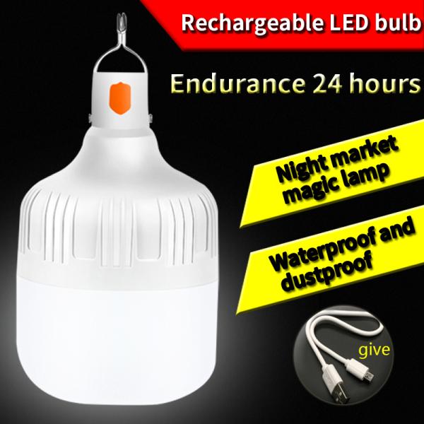 Bảng giá Bóng đèn nạp được cho phơi bày ở ngoài sân chơi đèn sân chơi ánh sáng chống thấm và chống bụi một công tắc, độ sáng cao, độ sáng rộng