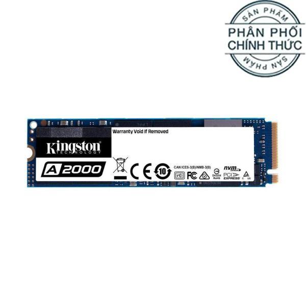 Bảng giá Ổ cứng SSD Kingston A2000 M.2 PCIe Gen3 x4 NVMe 250GB SA2000M8/250G - Hãng Phân Phối Chính Thức Phong Vũ