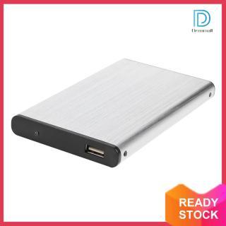 Hợp Kim Nhôm 10TB SATA HDD SSD Vỏ Ngoài 480M 2.5 Inch Vỏ Đĩa Cứng Di Động thumbnail