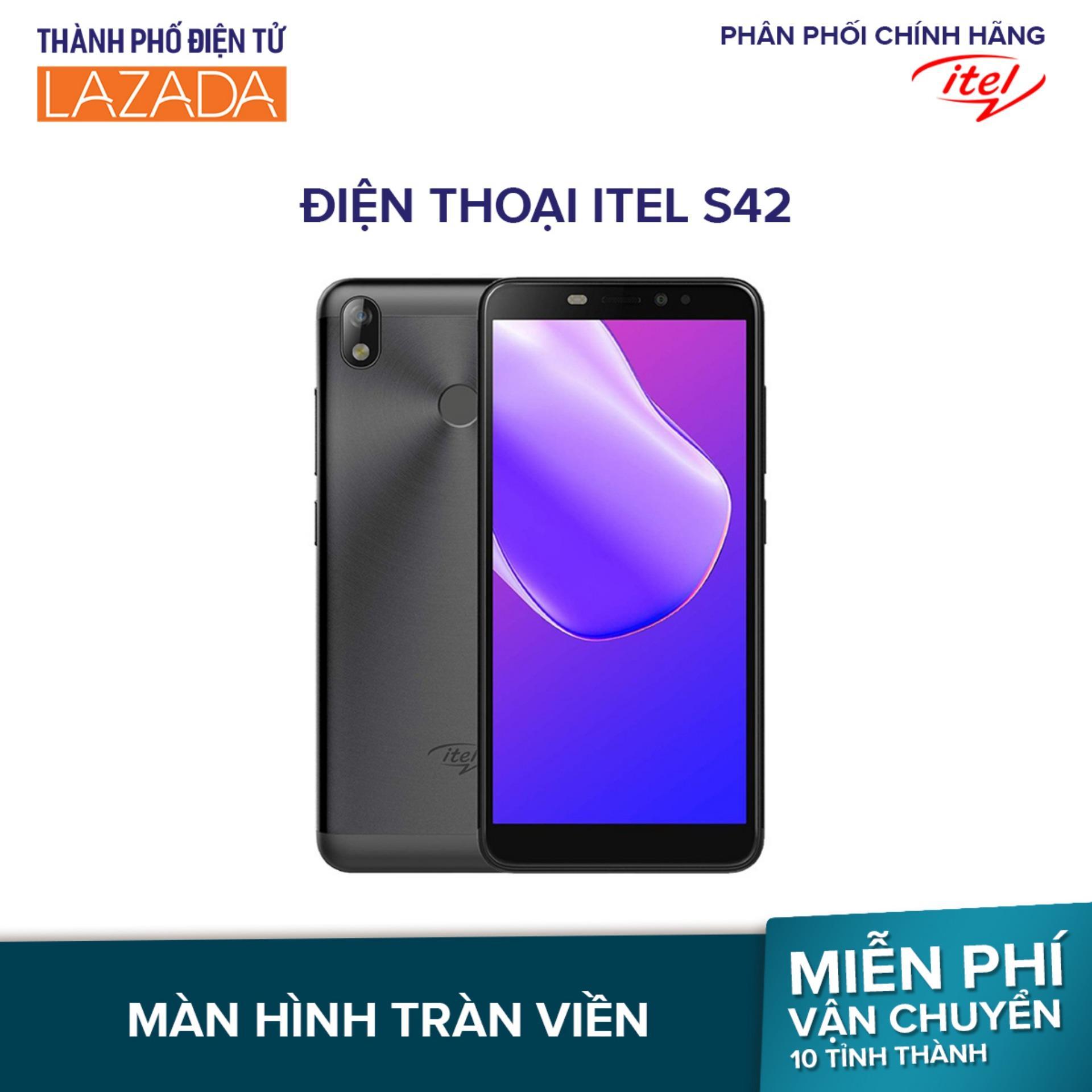 Điện thoại Itel S42 - Hàng chính hãng