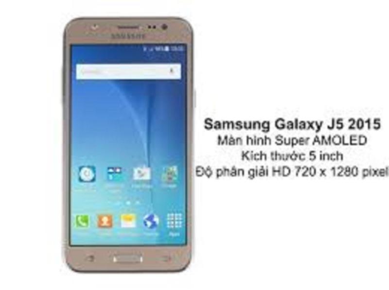 điện thoại Samsung Galaxy J5 2sim mới Chính Hãng