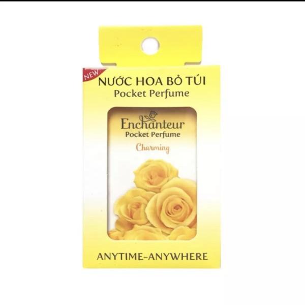 Combo 3 Nước hoa bỏ túi Enchanteur Charming 18ml/hộp
