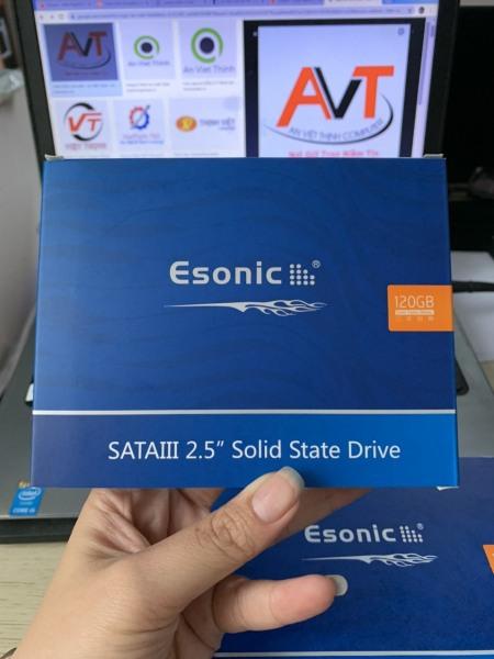Bảng giá Ổ cứng SSD 120GB Esonic full box Phong Vũ