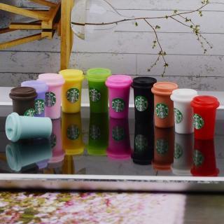 Squishy Slime Mô hình set 05 Ly cafe Starbucks Ly Nhựa ToySquishy thumbnail