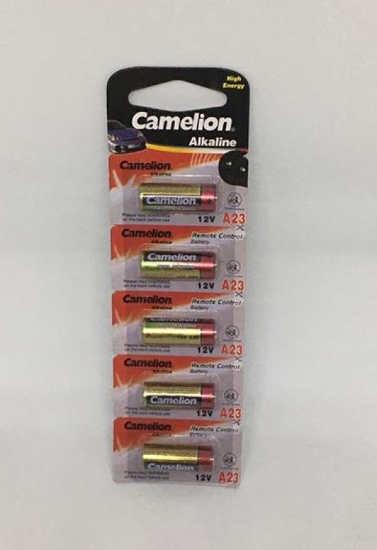 5 viên pin A23 Camelion 12V thay cửa cuốn