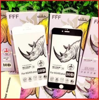 Kính Cường Lực Iphone Full Màn 10D Chính Hãng thumbnail
