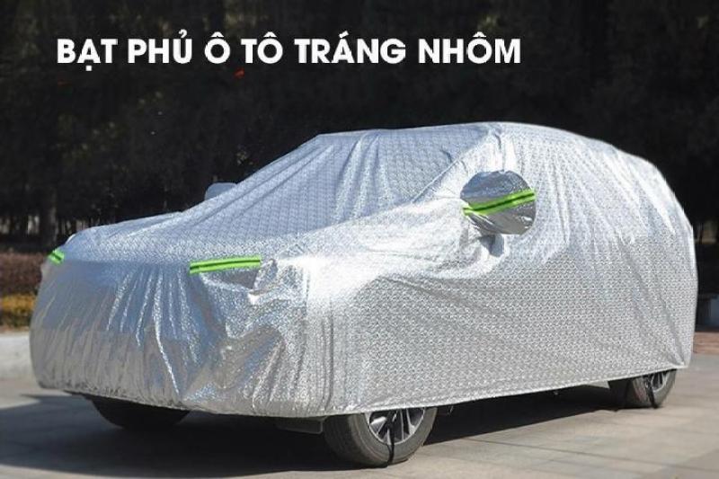 Bạt phủ xe ô tô 3 lớp 4 đến 7 chỗ