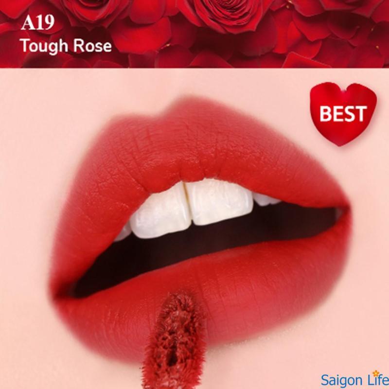 [22 Màu] Son Kem Lì BLACK ROUGE Air Fit Velvet Tint - Best Seller (Ver 1-2-3-4)