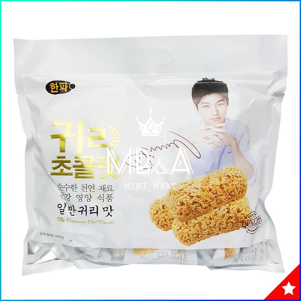 Bánh yến mạch Hàn Quốc