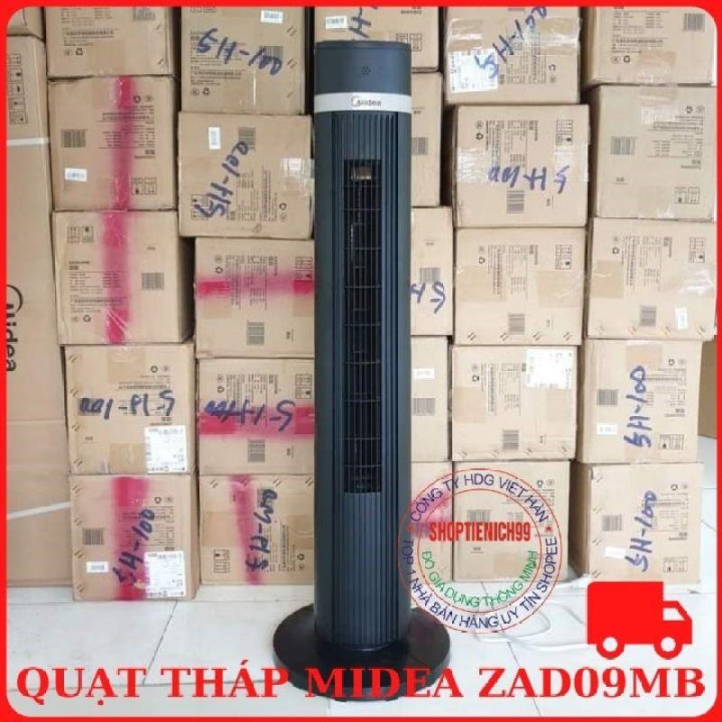 Quạt Tháp Midea ZAD-09MB Nhập Khẩu Chính Hãng Giá Rẻ Tại Hà Nội