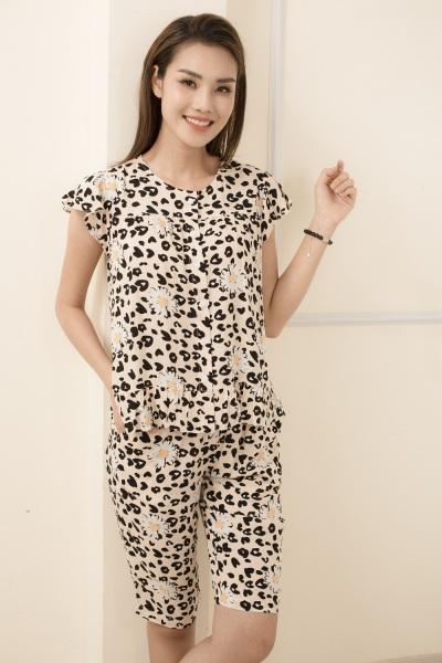 Nơi bán Bộ đồ mặc nhà - nhiều màu- quần lửng chất Rayon cao cấp chất liệu mát hơn lanh mềm như lụamã SXH2130 Sweeten your life - Ssecret thiết kế theo phong cách Hàn Quốc