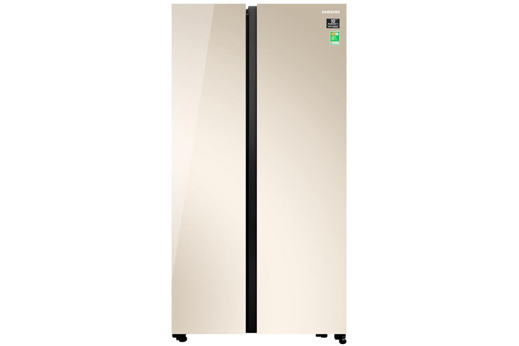 Tủ lạnh Samsung RS62R50014G/SV inverter 647 lít