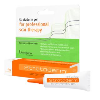 [HCM]Gel phục hồi và cải thiện sẹo Strataderm 5g - Stratpharma Thụy Sĩ thumbnail
