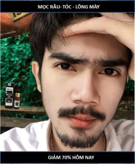 120 Mọc Râu Mọc Tóc Mọc Lông Mày Beard Oil