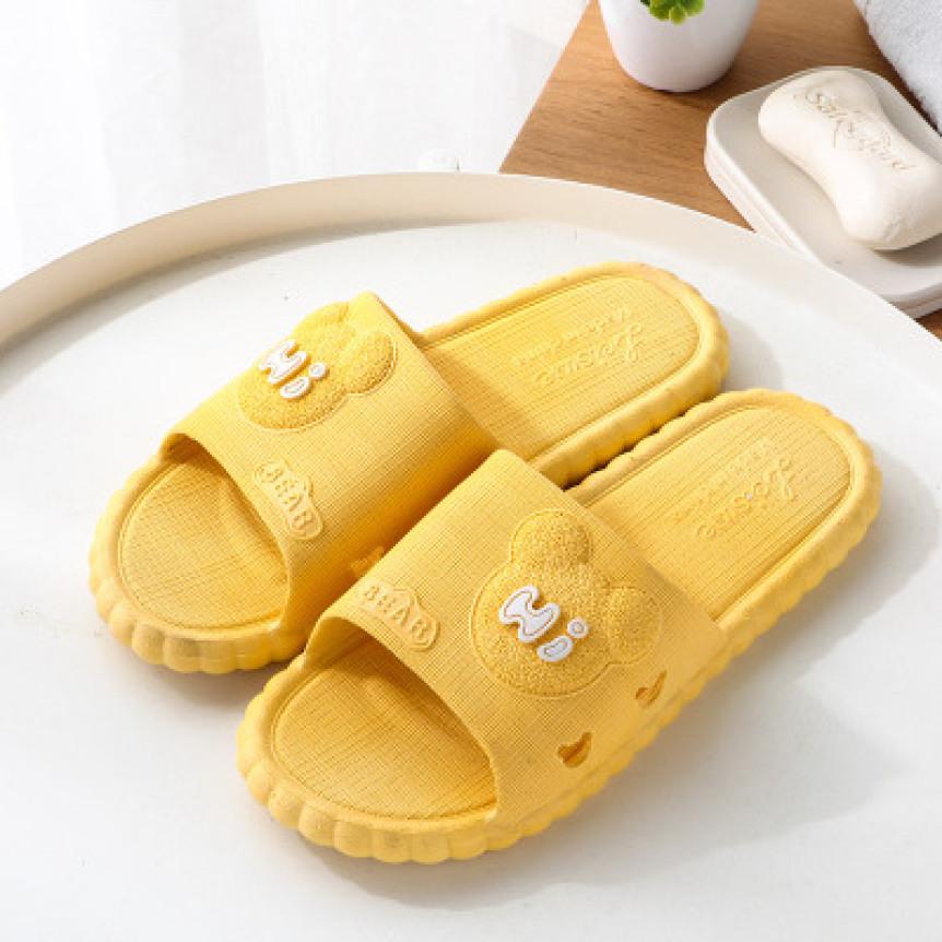 Dép thời trang Hi Bear cao su non êm chân siêu nhẹ nhiều màu thời trang giá rẻ