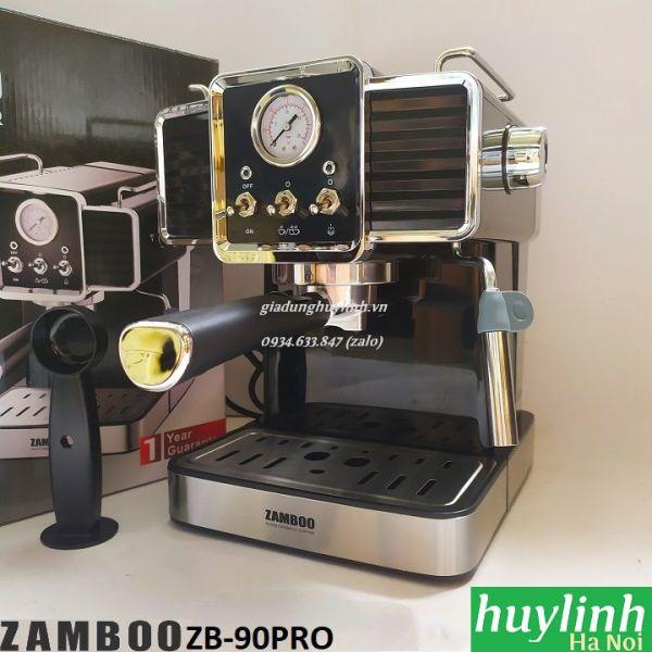 Bảng giá Máy pha cà phê Zamboo ZB-90 PRO - Tặng 500 gram cf Điện máy Pico