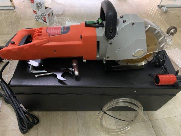máy cắt rãnh tường 5 lưỡi bawang nội địa CW6121 (4800W) - Tặng đầy đủ phụ kiện đi kèm