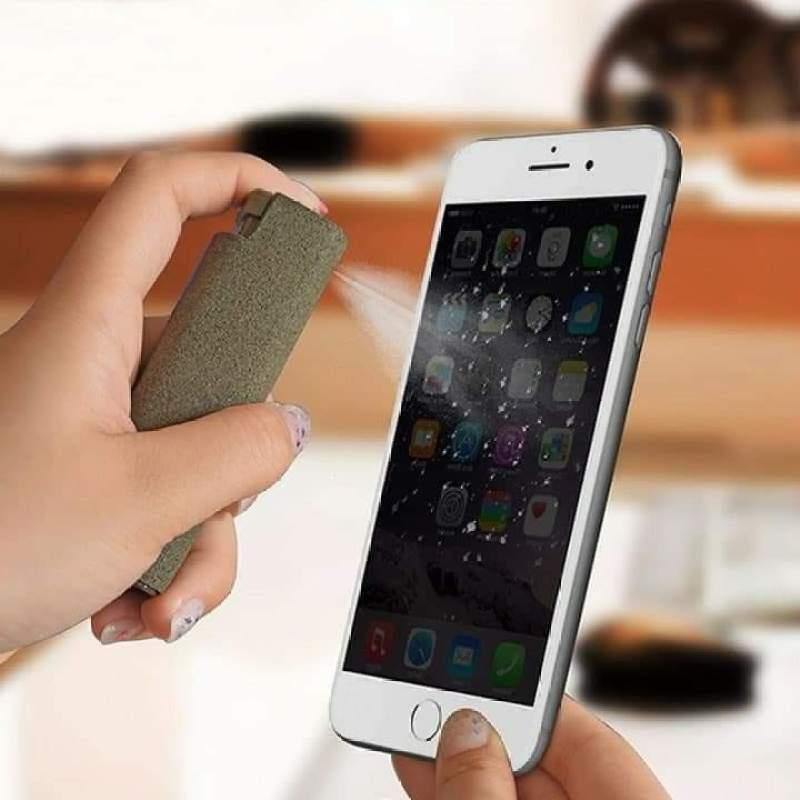 Chai xịt diệt khuẩn vệ sinh màn hình điện thoại, máy tính bảng, latop