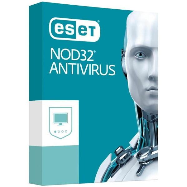 Giá Phần mềm diệt Virus Eset Nod32 Antivirus 3 User 1 Year - Bản quyền 3 Máy/1 Năm