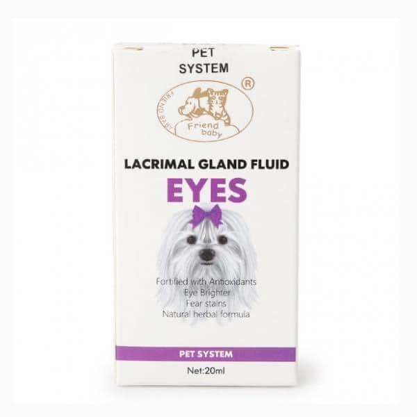 Siro uống hạn chế chảy nước mắt cho chó mèo