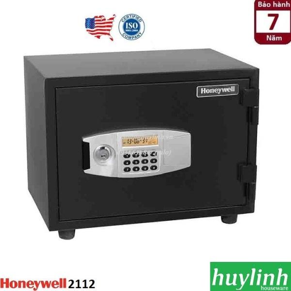 Két sắt điện tử chống cháy, chống nước Honeywell 2112