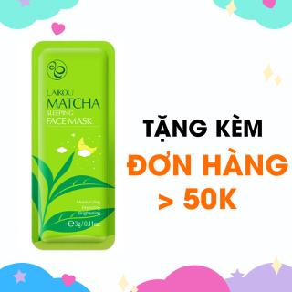 Mặt nạ trà xanh Matcha Laikou sleeping face mask hàng tặng kèm khi mua hàng thumbnail
