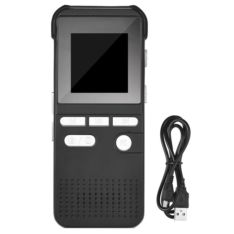 E830 Digital Camera Recorder Video Voice Recording Pen Mp3 Player With 1.4 inch Screen Display Motion Detection Loop Recording