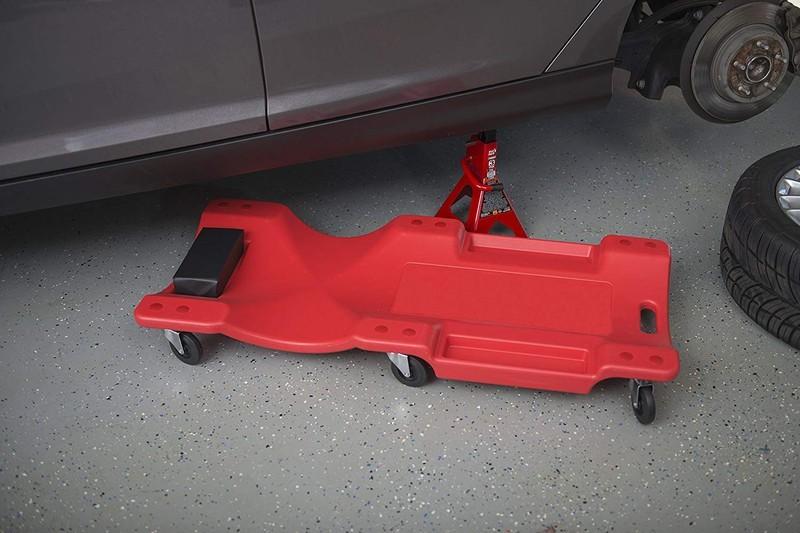 Xe chui gầm sửa chữa ô tô - ván nằm chui gầm