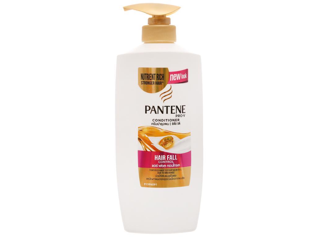 Dầu Xả Pantene ngăn rụng tóc 650ml cao cấp