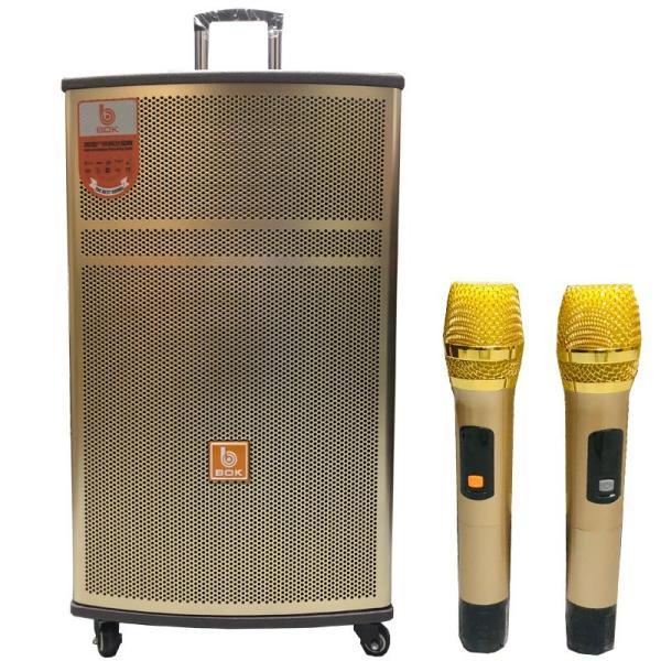 Mua Loa kéo Bass 40 Vỏ Gỗ Cao Cấp, Hát Karaoke cực hay, Tặng Micro kim loại xịn.bluetooth.karaoke.nghe nhạc.kẹo kéo.mini.bass mạnh.giá rẻ.công suất lớn.led 7 màu.gia đình.cỡ lớn