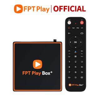 FPT PLAY BOX 2021 Android 10 4K Model T550 Có Điều Khiển Bằng Giọng Nói