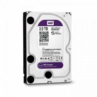 Ổ cứng giám sát WD Purple 2TB WD20PURZ thumbnail