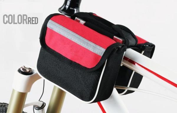 Túi treo sườn xe đạp, túi treo xe, túi đựng