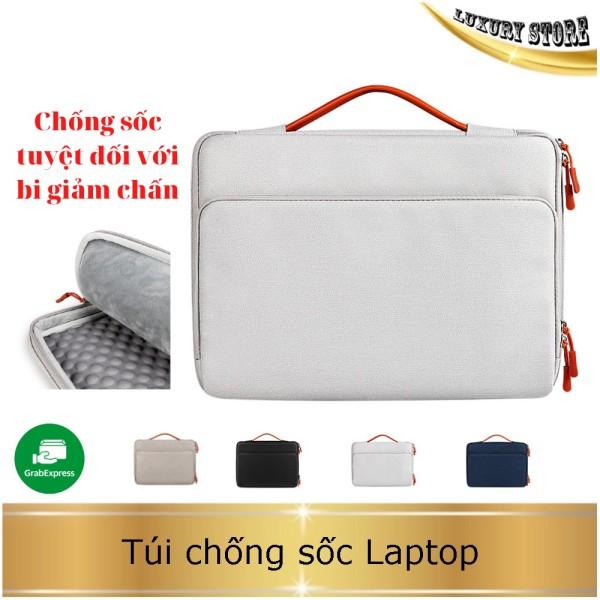 (4 màu) Túi chống sốc Laptop, Macbook thời trang, kháng nước, bảo vệ Laptop hiệu quả
