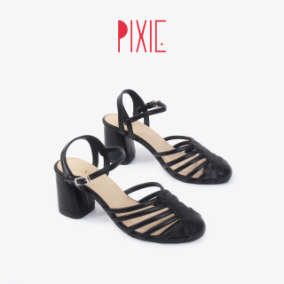 Sandal Cao Gót 7cm Dáng Rọ Pixie X766 thumbnail