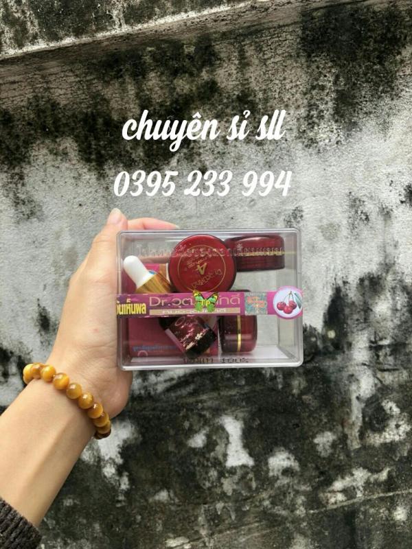 Kem đặc trị Nám Tàn nhang Yanhee Thái Lan ( đỏ, 1 bộ)