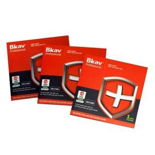 Phần mềm diệt virus BKAV Pro Internet Security (1PC năm) thumbnail