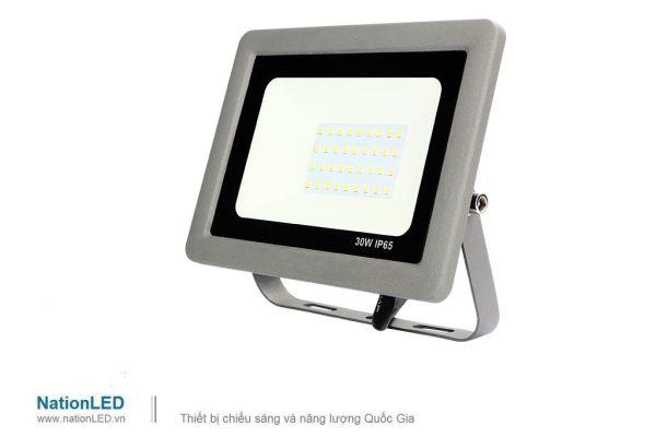 ĐÈN PHA LED 30W CHIP SMD - ECONOMY - Đèn LED trang trí ngoại thất và công nghiệp tiết kiệm năng lượng