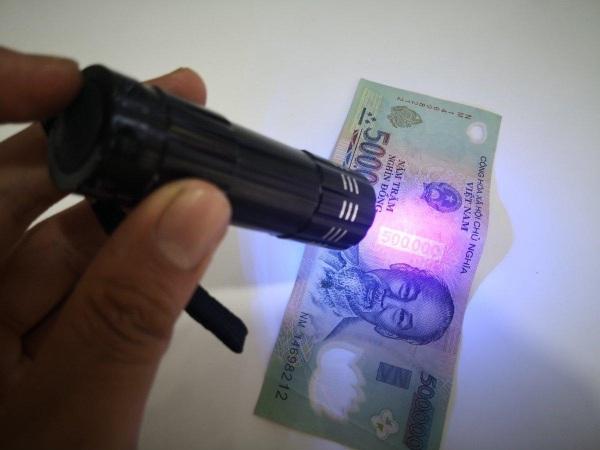 Bảng giá Đèn UV Led 9 Bóng 3W Chuyên Sấy Keo UV, Soi Tiền, Sấy Móng