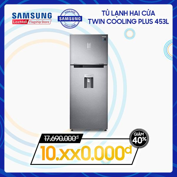 Giá Tủ lạnh Digital Inverter Samsung RT43K6631SL/SV 442 lit (Xám)