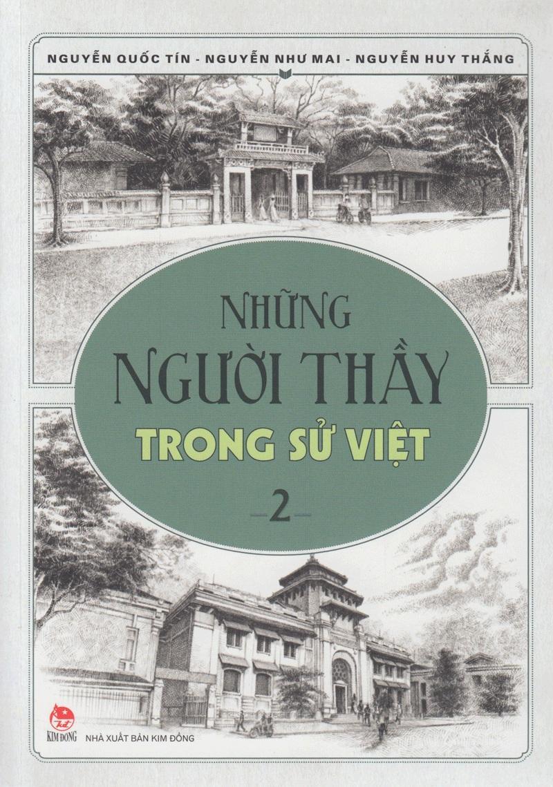 Mua Những Người Thầy Trong Sử Việt (Tập 2)