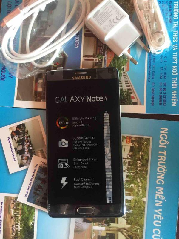 Samsung Galaxy Note 4 / 2sim / Mới/ Nhập Khẩu/