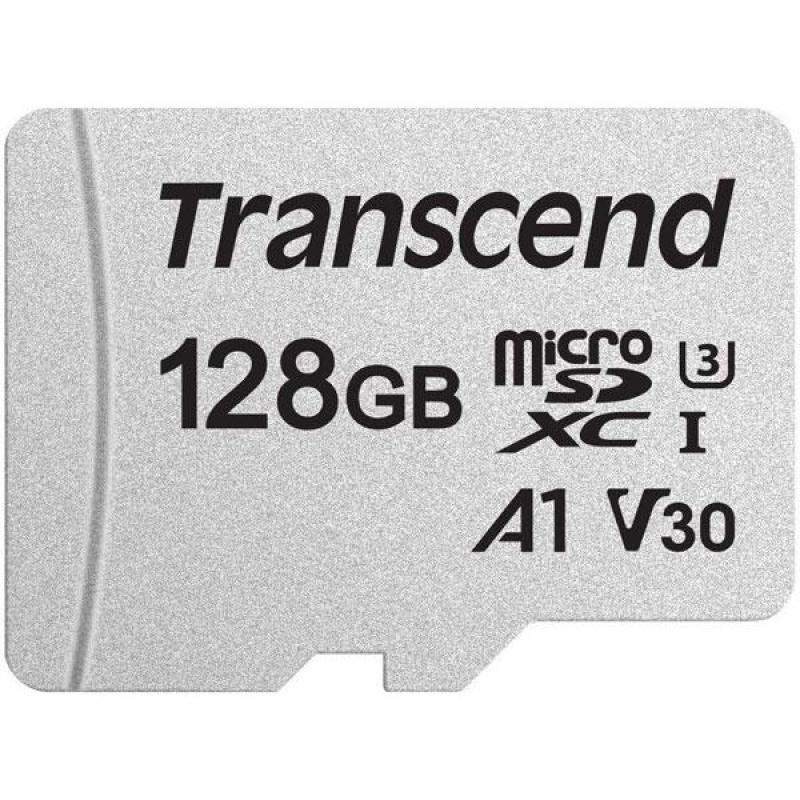 Thẻ nhớ Micro SD 128GB Transcend TS128GUSD300S-A