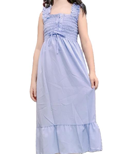 Đầm Suông Đuôi Cá Đủ Màu (kèm ảnh thật)