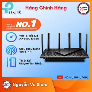 Bộ Phát Wifi TP-Link Archer AX73 Wifi 6 Gigabit Băng Tần Kép AX5400 - Hàng Chính Hãng thumbnail