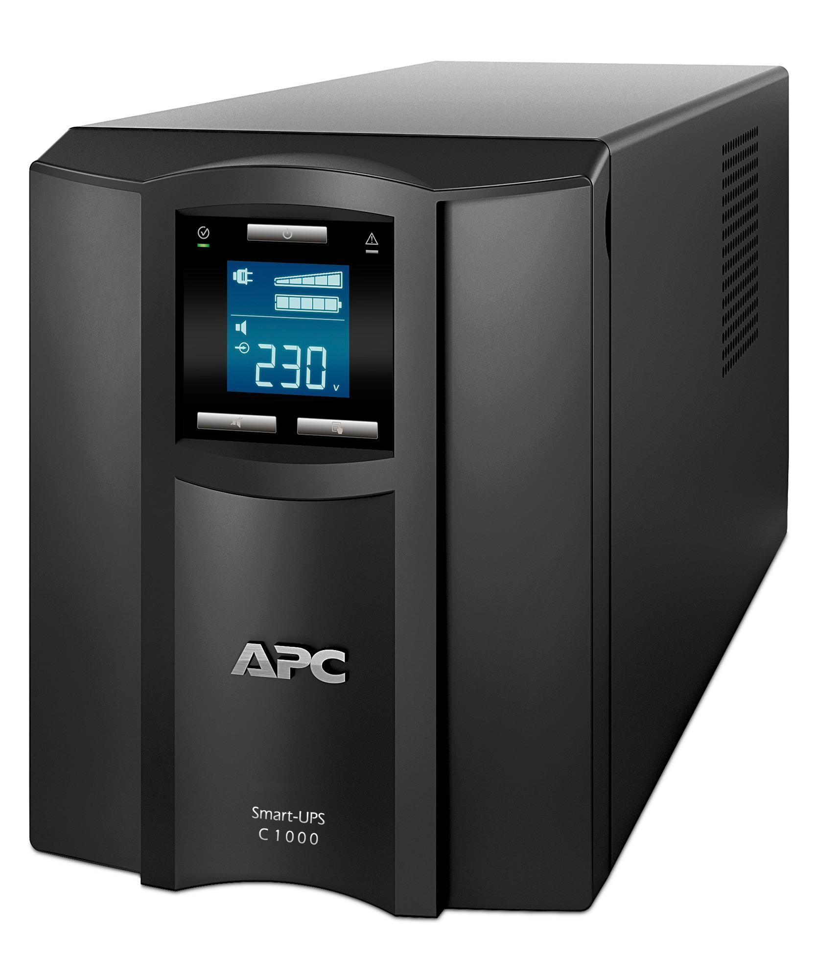 Bảng giá Bộ lưu điện: Smart-UPS C 1000VA LCD 230V - SMC1000I Phong Vũ