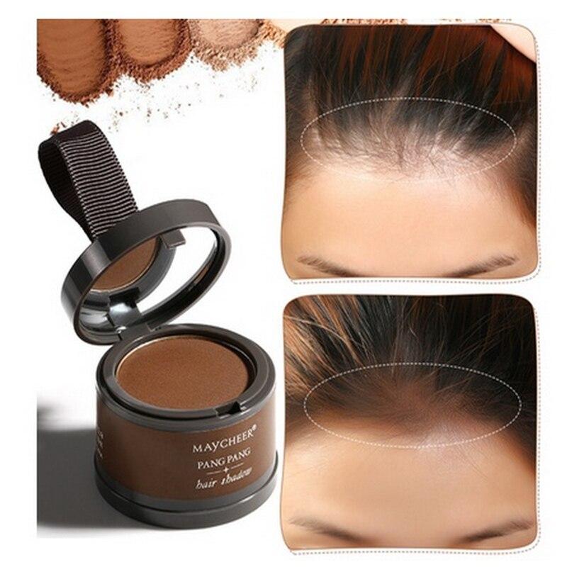 Phấn che khuyết điểm chân tóc Maycheer, Phấn phủ, Phấn trang điểm tóc giúp tóc dày dặn và bồng bềnh hơn cao cấp