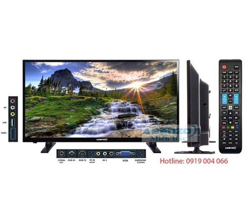 Bảng giá TV LED ASANZO 25T350
